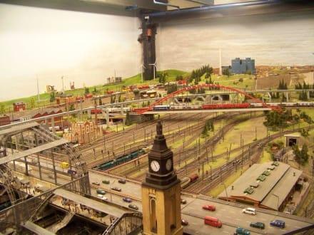 Hamurg - Miniatur Wunderland Hamburg