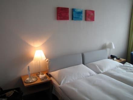 Zimmer Nr. 20 - Hotel Victoria