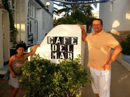 Eingangbereich - Cafe del Mar