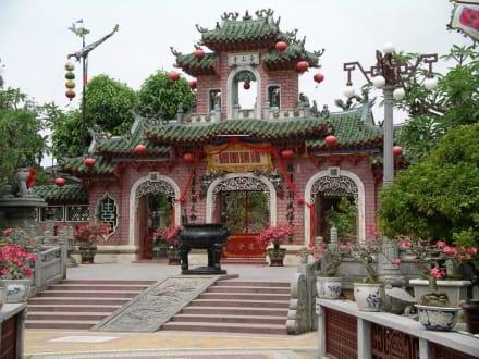 Chinesischer Tempel - Phuoc Kien Versammlungshalle