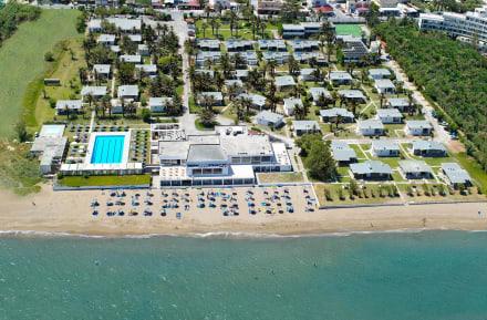 Creta Beach panoramic -