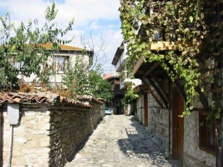 Nessebar / Bulgarien - Altstadt Nessebar