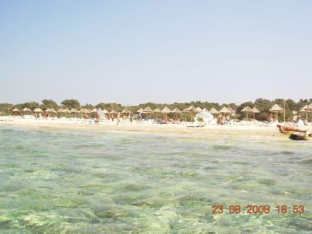 Strand/Küste/Hafen - Insel Chrissi
