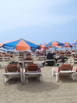 Strandleben - Strand Maspalomas