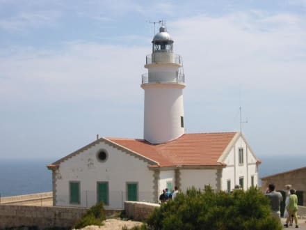 Leuchtturm - Leuchtturm von Cala Ratjada