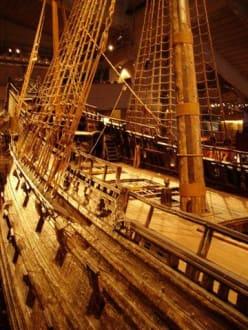 das Vasaschiff - Vasa Museum