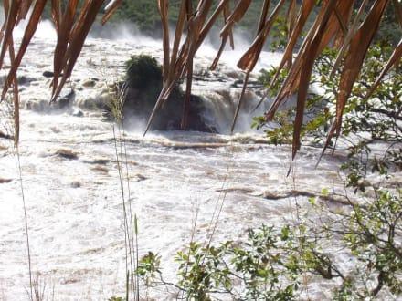 Waters (river/lake/waterfall)  - Arekuna Camp