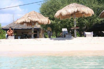 Strand - Strand Gili Trawangan