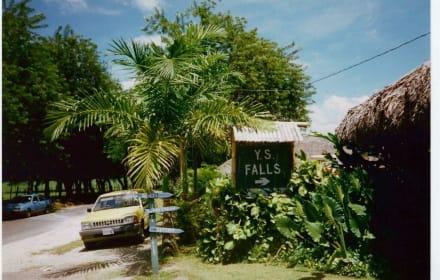 Y.S. Falls - YS Falls / Y.S. Wasserfälle