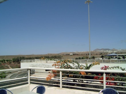Flughafen - Flughafen Arrecife (ACE)