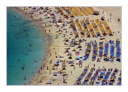Playa de Amadores - Strand Playa de Amadores
