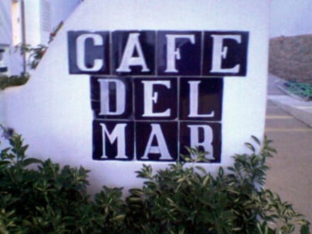 Die Legende... - Cafe del Mar