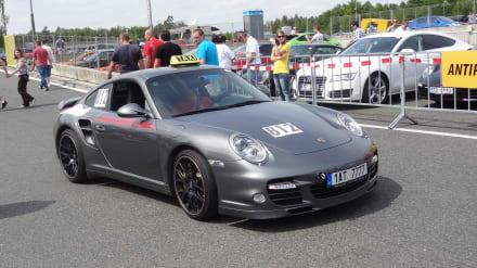Internationales Sportwagentreffen 2012 In Brünn - Automotodrom Brno
