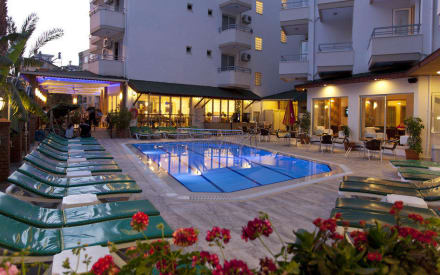 New pool view 2012 -