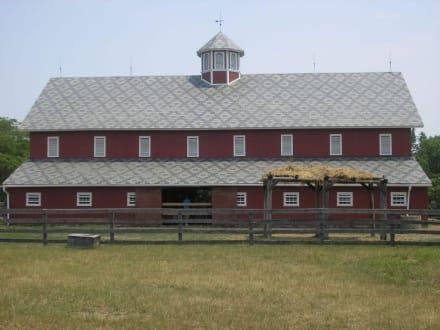 Der Stall - Slate Run Living Historical Farm