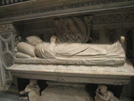 In der Kathedrale - Kathedrale von Sevilla