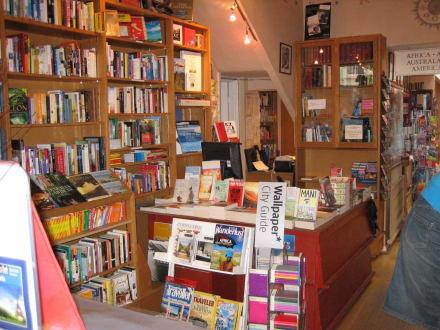 The Travel Bookshop - The Travel Bookshop