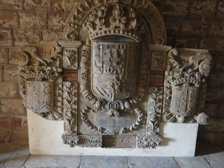 Ornament - Castell de Montjuïc