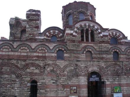 Kirche - Kirche Christus Pantokrator