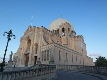 St. Sebastian Kirche in Hal-Qormi - St. Sebastian Kirche