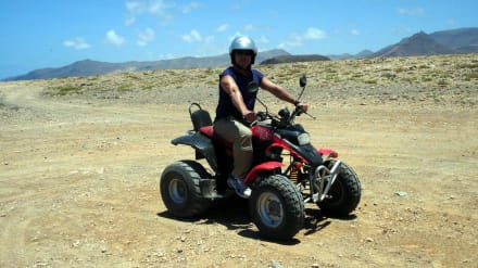 Fahrspass - Quad Tour Motor Adventure Tours Tarajalejo