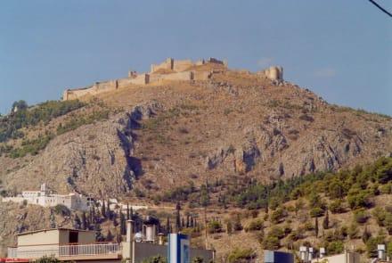 Nafplio,die Festung Palamidi - Palamidi-Festung