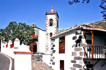 Kirche in Las Angustinas - Santuario de Nuestra Señora de las Angustias