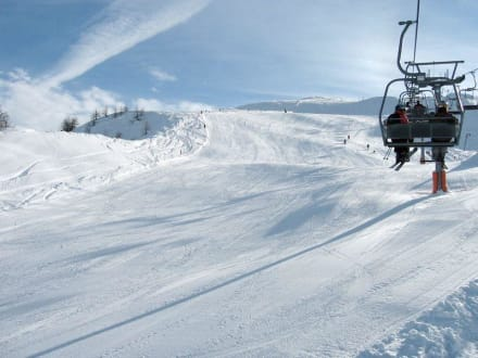 Alpengasthof Pichler - Skigebiet Brunnalm 2 - Skigebiet Brunnalm