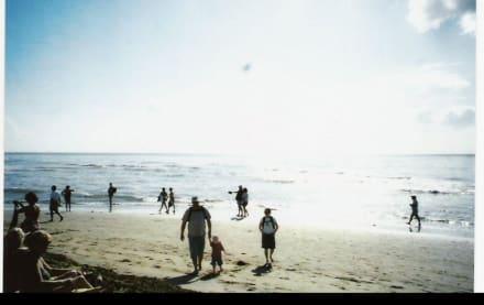 Strand am frühen Morgen - Strand Maspalomas
