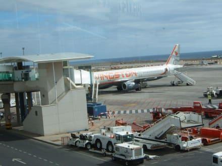Flughafen - Flughafen Fuerteventura (FUE)