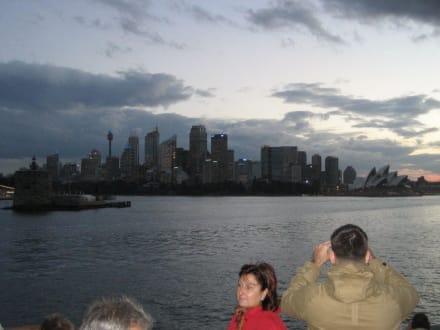 Skyline Sydney - Circular Quay