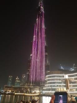 Burj Khalifa, höchster Turm der Welt  - Burj Khalifa