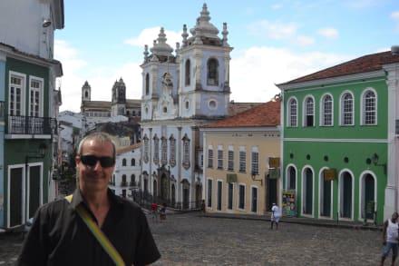 Salvador City Tour mit Markus Frenzel - Guide Markus Frenzel Salvador da Bahia