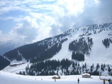 Ski Gebiet - Skigebiet Zillertal 3000