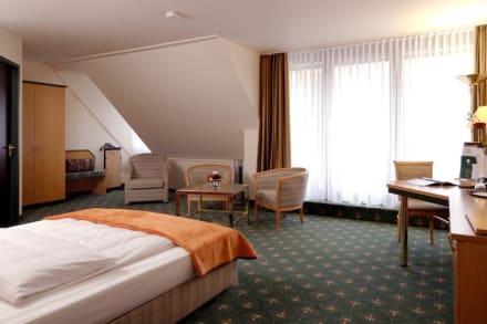Komfort-Zimmer - Balance Hotel Leipzig Alte Messe