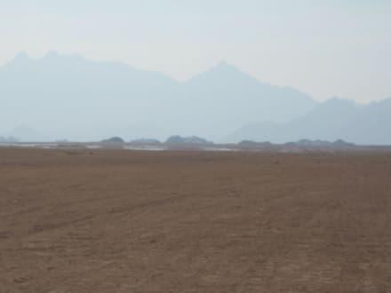 Fata Morgana - Wüstentour Hurghada
