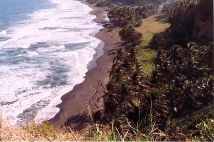 Ostküste St. Vincent  - Black Point Beach