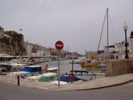 Hafen von Ciutadella - Hafen Ciutadella