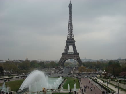 Sights (other) - Eiffel Tower