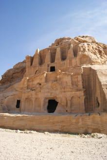 Felsengräber - Felsenstadt Petra