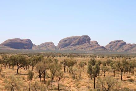 Kata Tjuta - Ayers Rock / Uluru
