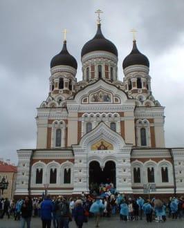 Tempel/Kirche/Grabmal - Altstadt Tallinn/Reval