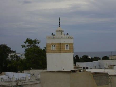 Gebetsturm in der Medina - Medina