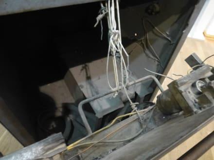 Flucht in einem Schweißtrafo - Haus am Checkpoint Charlie
