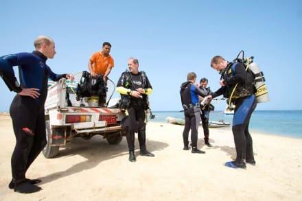 Shore Entry Diving -