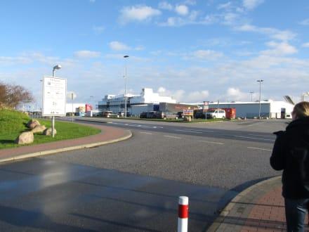 Fährhafen - Fährhafen Puttgarden