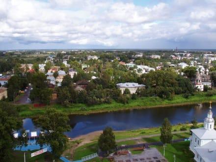 Stadt/Ort - Wologdaer Kreml