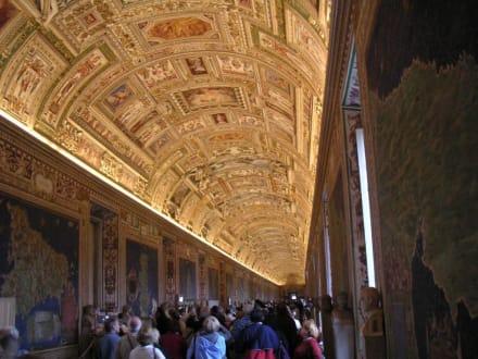 Vatikanisches Museum - Sixtinische Kapelle