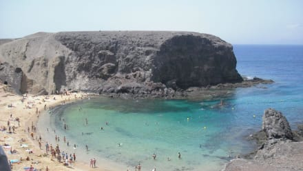 Papagayo Strand, - Playa de Papagayo