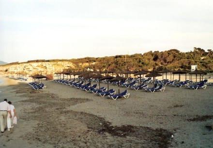 Strand von Son Baulo - Strand Son Bauló